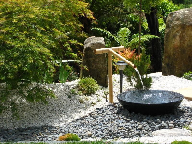 Opberg Ideeen Slaapkamer : Japanese Garden Fountains Water Features