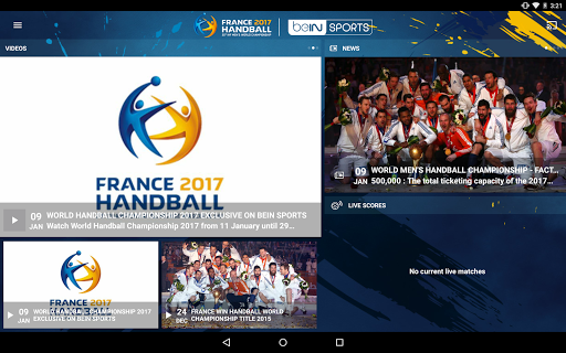 France 2017 Handball WC Live screenshot 7