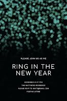 Ring In the New Year - Postcard item
