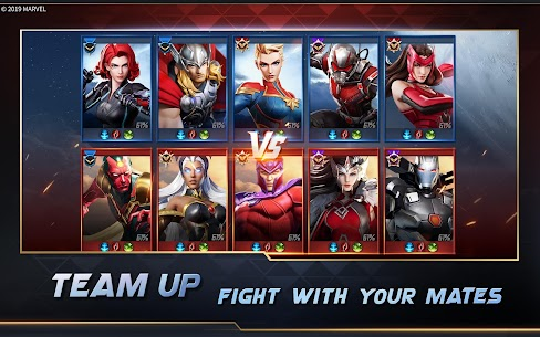 MARVEL Super War MOD (Unlimited Money) 10