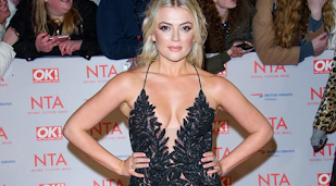 Lucy Fallon slams 'dark' Corrie critics