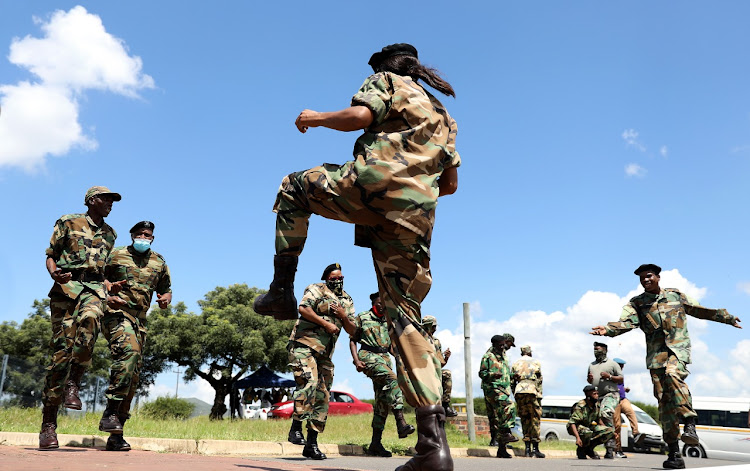 "uMkhonto weSizwe military veterans said they are ready to do their ""level best"" to protect former president Jacob Zuma from being arrested."