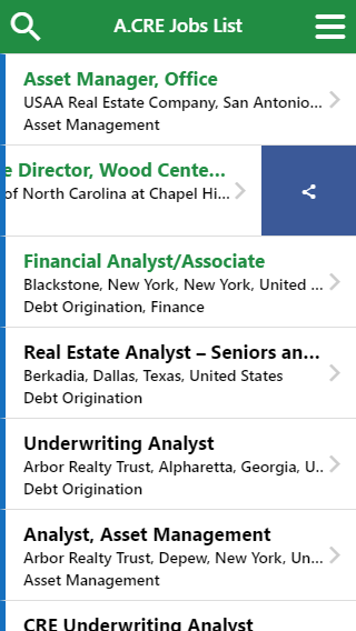 A.CRE Jobs - Android Apps on Google Play