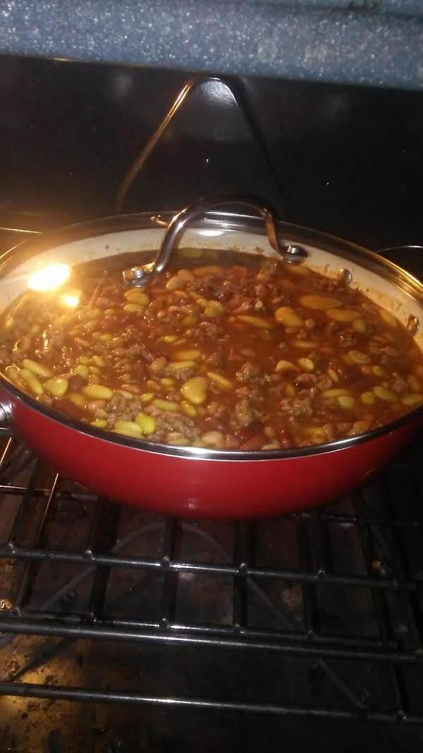 Beans Beverly Recipe