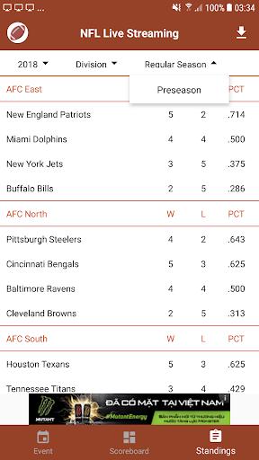 NFL Live Streaming 14 screenshots 6