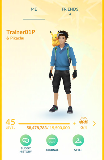 GO Beyond - Maximallevel 50 in Pokémon GO 2