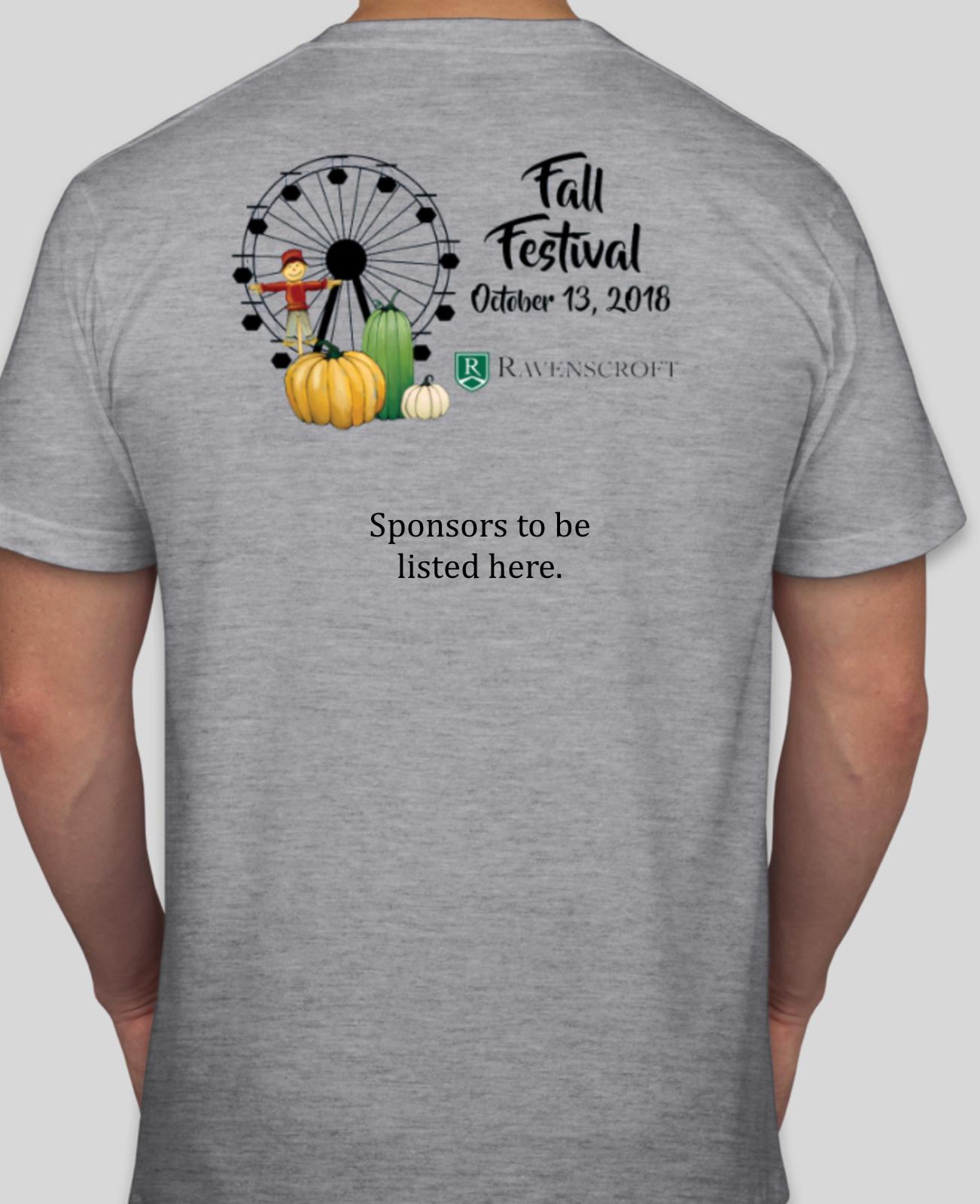 ravenscroft t-shirts