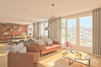 Appartement 4 pièces 124,55 m2