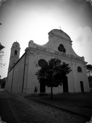Chiesa Di Capraia di Andrea Forti
