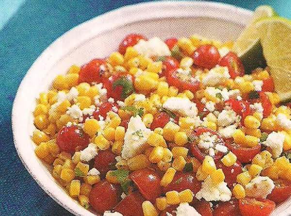 Mexican Tomato And Corn Salad Recipe
