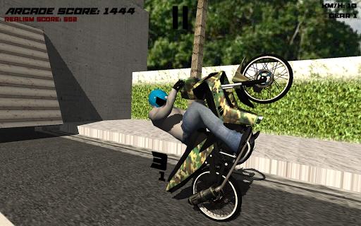 SouzaSim - Moped Edition  screenshots 8