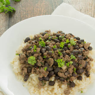 Rice Beans Ground Beef Recipes.