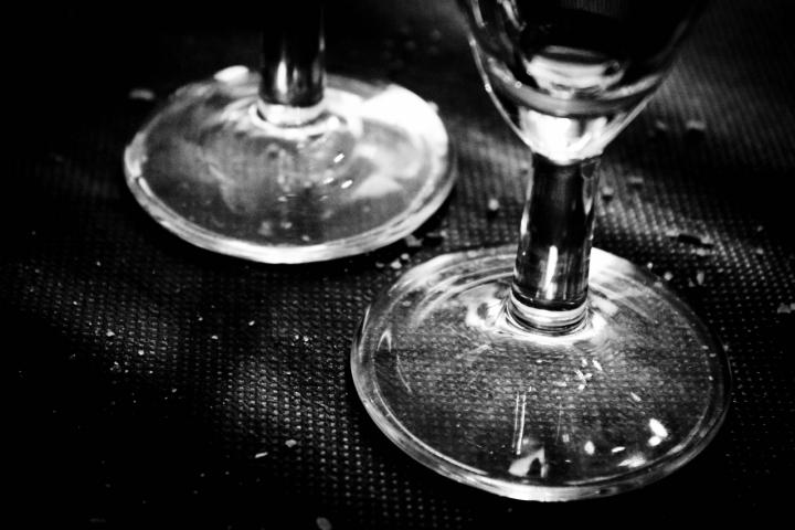 Conclusione con champagne e briciole di Bert9