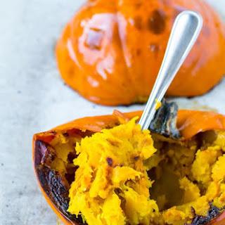 How To Roast Pumpkin.