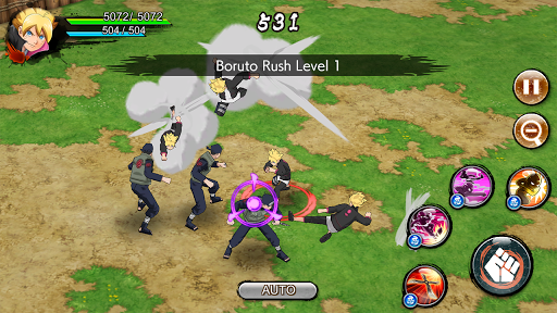NARUTO X BORUTO NINJA VOLTAGE 1.0.6 screenshots {n} 6