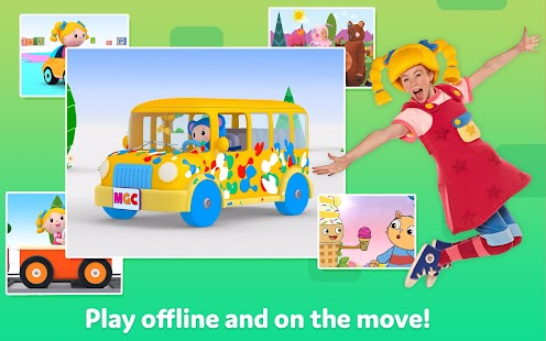 Mother Goose Club - Nursery Rhymes and Baby Videos- screenshot thumbnail