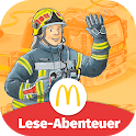 Lese-Abenteuer-Feuerwehr icon