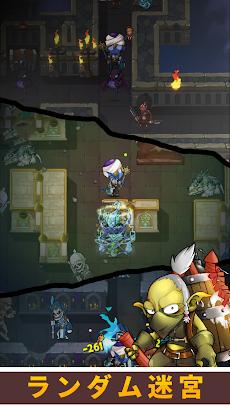 I Monster:Roguelike RPG Legends,Dark Dungeonのおすすめ画像4