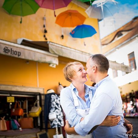 Wedding photographer Puskás Dávid fényképész (puskasdavid). Photo of 08.09.2017