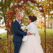 Wedding photographer Marina Petrenko (Pietrenko). Photo of 10.11.2017