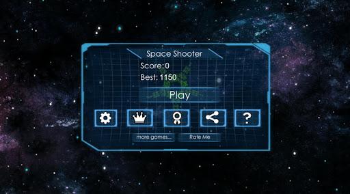 スペース小惑星シューター|玩街機App免費|玩APPs