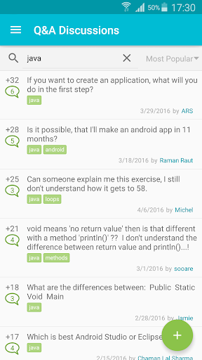 Learn Java 3.8.1 Screenshots 6