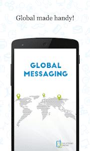 Global Messaging INFINI SMS screenshot 0