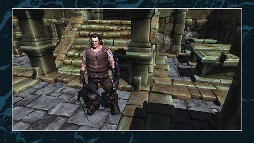 騎士のダンジョン: 迷路エスケープ3D
