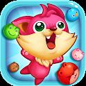 Bubble Cat Rescue icon