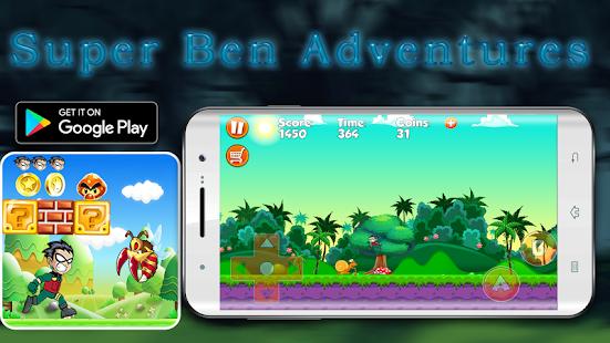 Super Titans Go Jungle Adventures - náhled