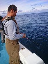 Photo: 青物シブいので根魚ねらい。
