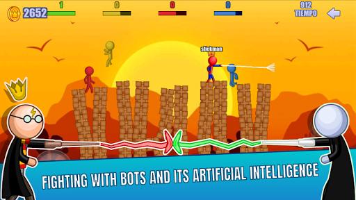 Stick Fight Online: Multiplayer Stickman Battle 2.0.29 screenshots 8