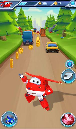 Super Wings : Jett Run 2.6 screenshots 2