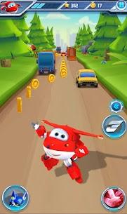 Super Wings : Jett Run 2