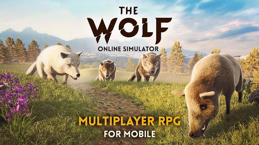 The Wolf juego RPG multijugador de mundo abierto para Android