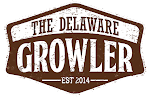 Logo for The Delaware Growler
