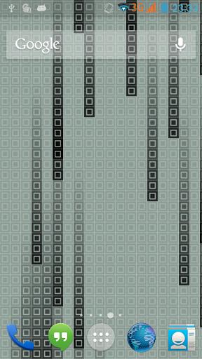 Brick Game Matrix Wallpaper