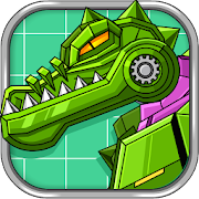 Robot Crocodile Toy Robot War