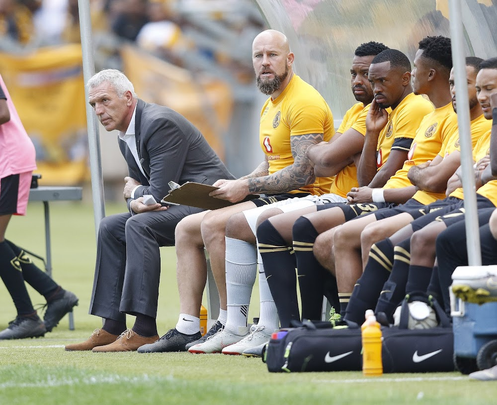 'Scara' Thindwa on Kaizer Chiefs: 'I'll be honest with you' I don't like the way they play' - TimesLIVE