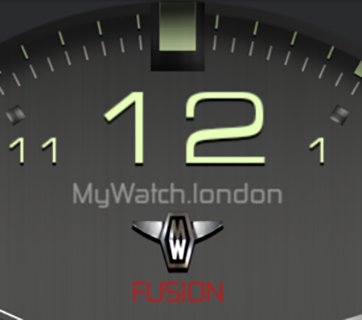 Fusion Watch Face for PC