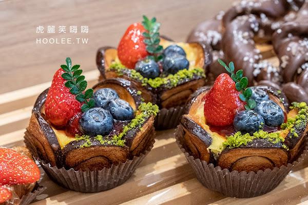 日樹烘焙坊(高雄)浪漫北歐風美店!情人節限定超美蛋糕巧克力,推薦6款人氣必吃麵包甜點