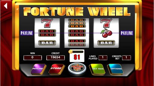 Fortune Wheel Slots Free Slots Screenshot