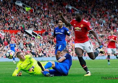PL : avec un Lukaku buteur et passeur, Manchester United écrase Everton (vidéos)
