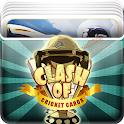 Clash of Cricket Cards icon