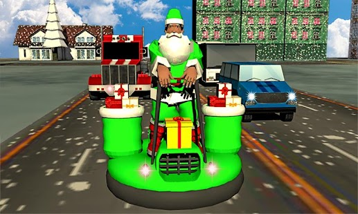 Santa Claus Christmas Gift Delivery Simulator - náhled