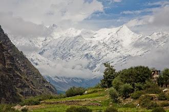 Photo: Outside Sissu,Manali-Leh Highway, Himachal Pradesh, Indian Himalayas