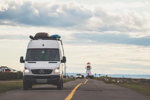 La Gaspésie en van: road trip des saveurs