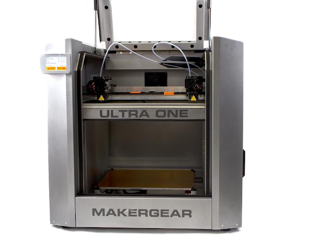 MakerGear Ultra One Industrial 3D Printer   MatterHackers