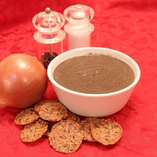 Paleo Cream of Mushroom Soup.
