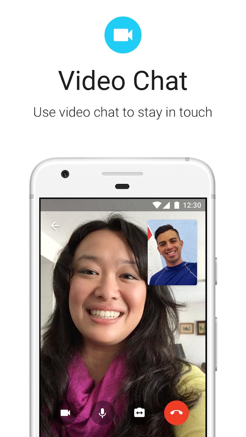 Messenger Lite: Free Calls & Messages Screenshot 2